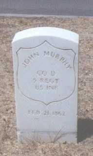 MURPHY, JOHN - Santa Fe County, New Mexico | JOHN MURPHY - New Mexico Gravestone Photos