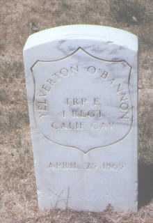 O'BANNON, YELVERTON - Santa Fe County, New Mexico | YELVERTON O'BANNON - New Mexico Gravestone Photos