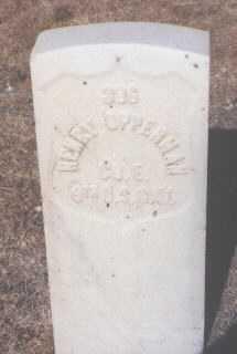OPPERMAN, HENRY - Santa Fe County, New Mexico | HENRY OPPERMAN - New Mexico Gravestone Photos