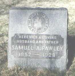 PAWLEY, SAMUEL A. - Santa Fe County, New Mexico | SAMUEL A. PAWLEY - New Mexico Gravestone Photos