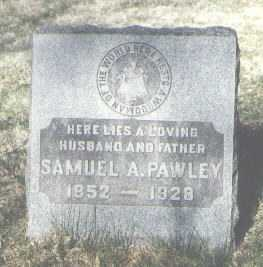 PAWLEY, SAMUEL A. - Santa Fe County, New Mexico | SAMUEL A. PAWLEY - New Mexico Gravestone Photos