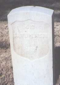 PEARSON, SAMUEL - Santa Fe County, New Mexico | SAMUEL PEARSON - New Mexico Gravestone Photos