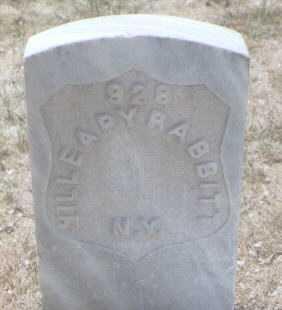 RABBITT, HILLEARY - Santa Fe County, New Mexico | HILLEARY RABBITT - New Mexico Gravestone Photos