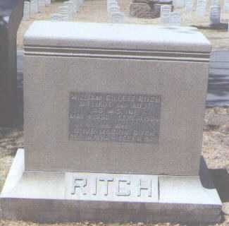RITCH, OLIVE MARION - Santa Fe County, New Mexico   OLIVE MARION RITCH - New Mexico Gravestone Photos