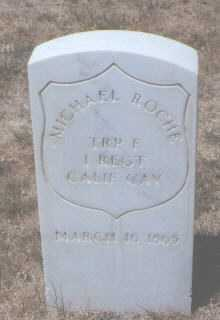 ROCHE, MICHAEL - Santa Fe County, New Mexico | MICHAEL ROCHE - New Mexico Gravestone Photos