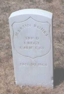 ROHRS, MARTIN - Santa Fe County, New Mexico | MARTIN ROHRS - New Mexico Gravestone Photos