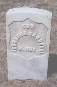 SANDOVAL, GERONIME - Santa Fe County, New Mexico | GERONIME SANDOVAL - New Mexico Gravestone Photos