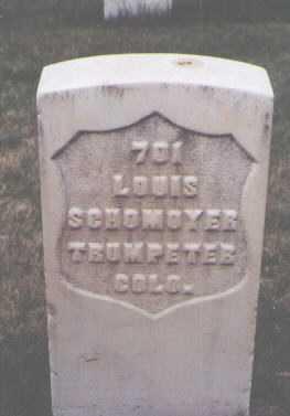 SCHOMOYER, LOUIS - Santa Fe County, New Mexico | LOUIS SCHOMOYER - New Mexico Gravestone Photos