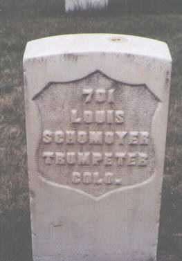SCHOMOYER, LOUIS - Santa Fe County, New Mexico | LOUIS SCHOMOYER - New Mexico Gravestone Photos