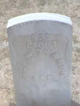 SHARON, GEORGE W. - Santa Fe County, New Mexico | GEORGE W. SHARON - New Mexico Gravestone Photos