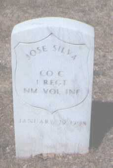 SILVA, JOSE - Santa Fe County, New Mexico | JOSE SILVA - New Mexico Gravestone Photos