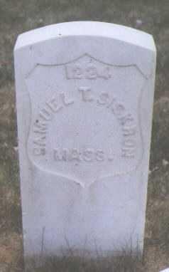 SISKRON, SAMUEL T. - Santa Fe County, New Mexico   SAMUEL T. SISKRON - New Mexico Gravestone Photos
