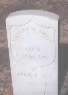 SMITH, RICHARD - Santa Fe County, New Mexico | RICHARD SMITH - New Mexico Gravestone Photos