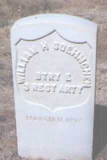 SOEHNCHEN, WILLIAM H. - Santa Fe County, New Mexico | WILLIAM H. SOEHNCHEN - New Mexico Gravestone Photos