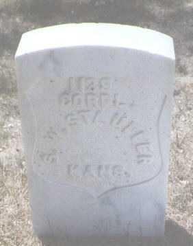 STAUFFER, SAMUEL W. - Santa Fe County, New Mexico | SAMUEL W. STAUFFER - New Mexico Gravestone Photos