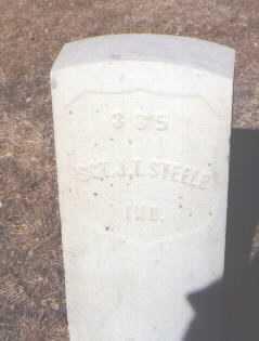 STEELE, JAMES T. - Santa Fe County, New Mexico | JAMES T. STEELE - New Mexico Gravestone Photos