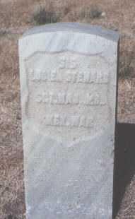 STEWARD, LUCIEN - Santa Fe County, New Mexico   LUCIEN STEWARD - New Mexico Gravestone Photos