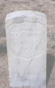 STRAGHAN, W. F. - Santa Fe County, New Mexico | W. F. STRAGHAN - New Mexico Gravestone Photos