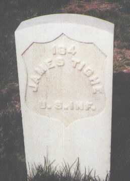TIGHE, JAMES - Santa Fe County, New Mexico | JAMES TIGHE - New Mexico Gravestone Photos