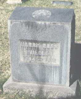 WHEELER, HARRY ROSS - Santa Fe County, New Mexico | HARRY ROSS WHEELER - New Mexico Gravestone Photos