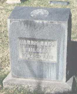 WHEELER, HARRY ROSS - Santa Fe County, New Mexico | HARRY ROSS WHEELER - New Mexico Gravestone Photos