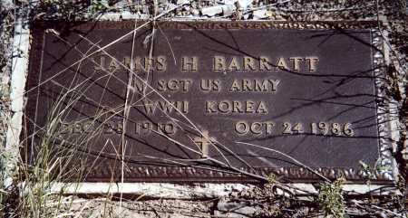 BARRATT, JAMES H - Sierra County, New Mexico   JAMES H BARRATT - New Mexico Gravestone Photos