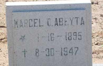 ABEYTA, MARCEL O. - Socorro County, New Mexico   MARCEL O. ABEYTA - New Mexico Gravestone Photos