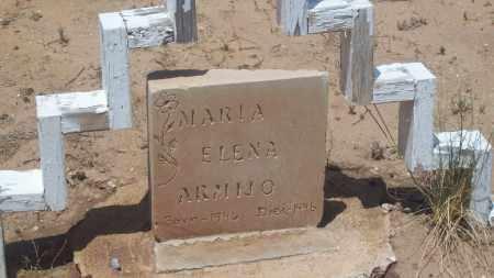 ARRILJO, MARIA ELENA - Socorro County, New Mexico | MARIA ELENA ARRILJO - New Mexico Gravestone Photos