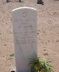 BACA, BERNARDINO - Socorro County, New Mexico | BERNARDINO BACA - New Mexico Gravestone Photos