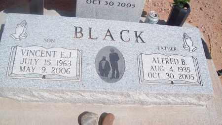 BLACK, VINCENT E.J - Socorro County, New Mexico   VINCENT E.J BLACK - New Mexico Gravestone Photos