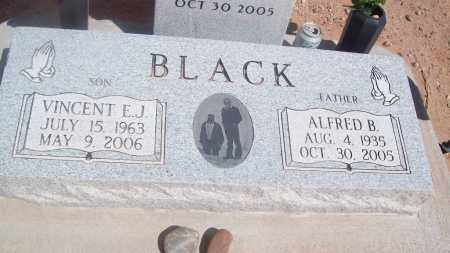 BLACK, VINCENT E.J - Socorro County, New Mexico | VINCENT E.J BLACK - New Mexico Gravestone Photos