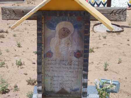 CANTRELL, MAGDALENA TRINADAD - Socorro County, New Mexico   MAGDALENA TRINADAD CANTRELL - New Mexico Gravestone Photos