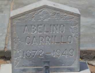 CARRILLO, ABELINO - Socorro County, New Mexico | ABELINO CARRILLO - New Mexico Gravestone Photos
