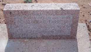 CARRILLO, BENERITO - Socorro County, New Mexico | BENERITO CARRILLO - New Mexico Gravestone Photos