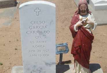 CARRILLO, CELSO GARCIA - Socorro County, New Mexico | CELSO GARCIA CARRILLO - New Mexico Gravestone Photos