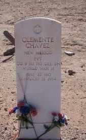 CHAVEZ, CLEMENTE - Socorro County, New Mexico | CLEMENTE CHAVEZ - New Mexico Gravestone Photos
