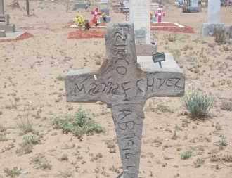 CHAVEZ, MARIA F. - Socorro County, New Mexico | MARIA F. CHAVEZ - New Mexico Gravestone Photos