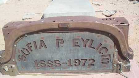 EYLICIO, SOFIA P. - Socorro County, New Mexico | SOFIA P. EYLICIO - New Mexico Gravestone Photos