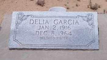 GARCIA, DELIA - Socorro County, New Mexico | DELIA GARCIA - New Mexico Gravestone Photos