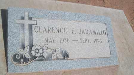 JARAMILLO, CLARENCE E. - Socorro County, New Mexico | CLARENCE E. JARAMILLO - New Mexico Gravestone Photos