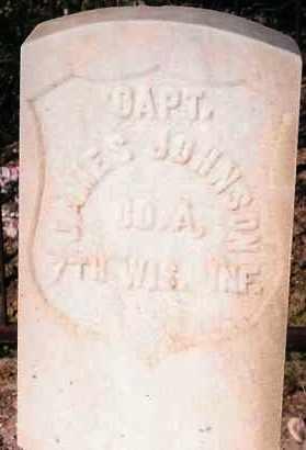 JOHNSON, JAMES - Socorro County, New Mexico | JAMES JOHNSON - New Mexico Gravestone Photos