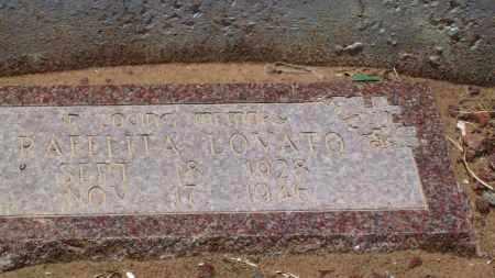 LOVATO, RAFELITA - Socorro County, New Mexico   RAFELITA LOVATO - New Mexico Gravestone Photos