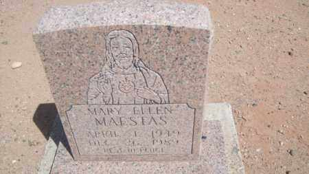 MAESTAS, MARY ELLEN - Socorro County, New Mexico | MARY ELLEN MAESTAS - New Mexico Gravestone Photos