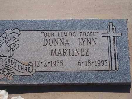 MARTINEZ, DONNA LYNN - Socorro County, New Mexico | DONNA LYNN MARTINEZ - New Mexico Gravestone Photos