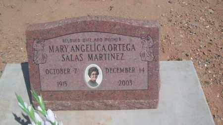 MARTINEZ, MARY ANGELICA - Socorro County, New Mexico | MARY ANGELICA MARTINEZ - New Mexico Gravestone Photos