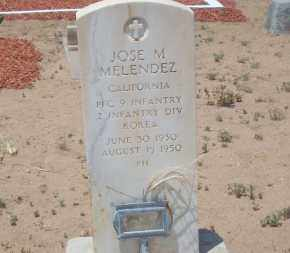 MELENDEZ, JOSE M. - Socorro County, New Mexico | JOSE M. MELENDEZ - New Mexico Gravestone Photos