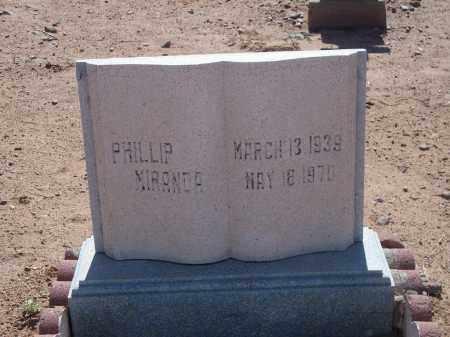 MIRANDA, PHILLIP - Socorro County, New Mexico   PHILLIP MIRANDA - New Mexico Gravestone Photos