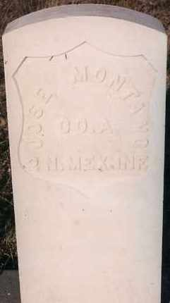 MONTANO, JOSE - Socorro County, New Mexico | JOSE MONTANO - New Mexico Gravestone Photos