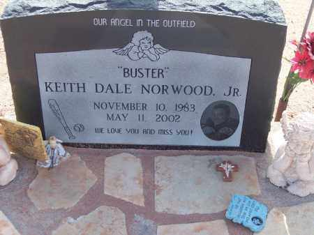 "NORWOOD JR., KEITH DALE ""BUSTER"" - Socorro County, New Mexico 