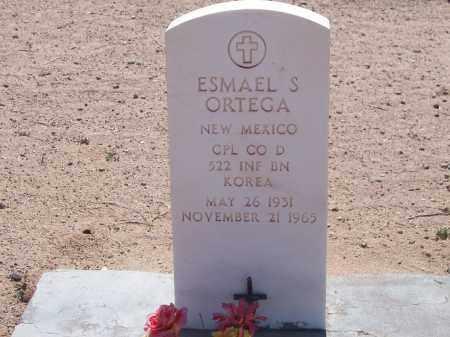 ORTEGA, ESMAEL S. - Socorro County, New Mexico   ESMAEL S. ORTEGA - New Mexico Gravestone Photos
